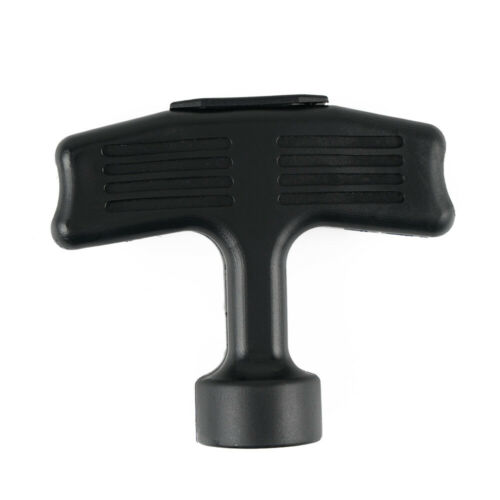 Recoil Pull Start Handle Black For Suzuki ALT50 LT-80 ALT125 LT125 LT160 LT185