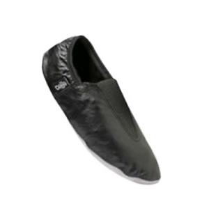 Effea Scarpe da Ritmica in Pelle articolo 8000 colore Nero
