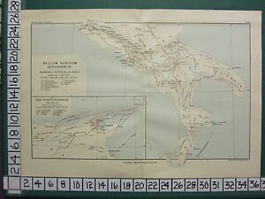 HISTORICAL MAP BATTLE PLAN + TEXT ~ SECOND PUNIC WARS ITALY 212-202 BC CARTHAGE