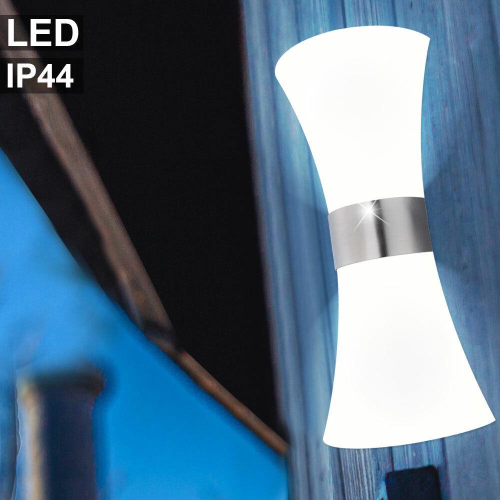 Lampe extérieur lampe pour le jardin 14 watts LED UP DOWN Globo 32086-2