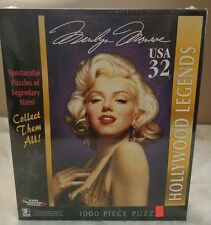 New White Mountain Marilyn Monroe Hollywood Legends 1000 Piece Puzzle Sealed