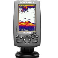 Lowrance Hook-4x Mid/high Fishfinder 000-12640-001