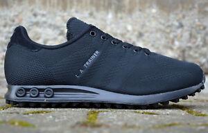 Details zu Adidas La Trainer Herrenschuhe Sneaker Turnschuhe Laufschuhe Schwarz RETRO