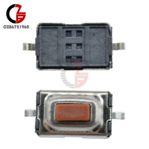 50PCS-3x6x2-5mm-Tactile-Push-Button-Switch-Tact-Micro-Switch-2-Pin-SMD