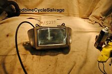 84 85 86 86 Honda Goldwing ASPENCADE LTD  GL1200 gl 1200 headlight