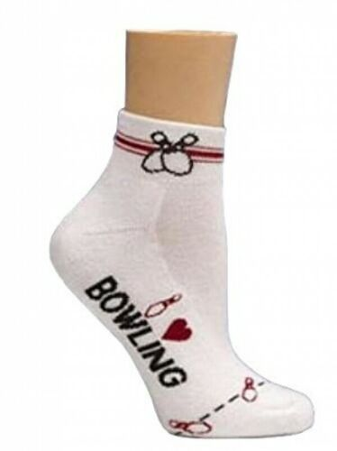 """Master Bowling Socks /"""" I Love to Bowl /"""" with free shipping Buy 1 get 1 free"""