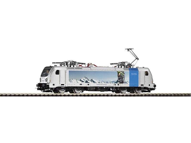 Piko 51572 e-Lok br 187 railpool BLS, época VI, pista h0