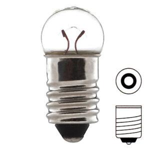 Ampoule 3 5v 0 7w 200ma E10 A Visser Eclairage Lampe Torche Velo