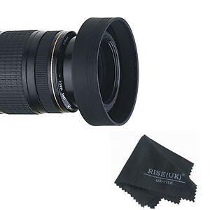 52mm-3-Stage-Rubber-Lens-Hood-FOR-nikon-d3000-d5100-d3100-d3200-d80-d60-18-55mm