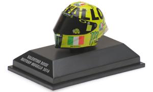 AGV HELMET V.ROSSI MOTO GP MUGELLO 2016 1 8 398160086 MINICHAMPS
