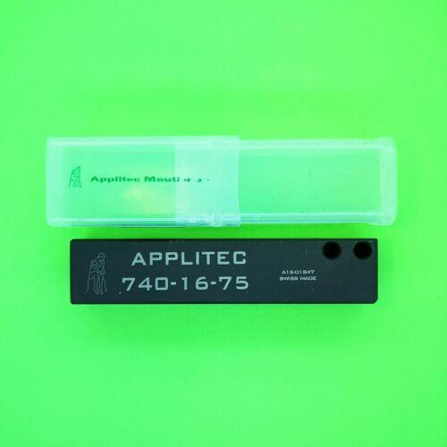 APPLITEC 740-16-75  Klemmhalter NEU