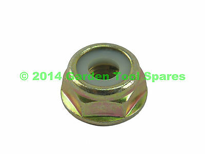 NEW BLADE NUT FOR VARIOUS STRIMMER BRUSH CUTTER TRIMMER M10X1.25 LH
