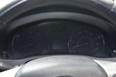 09-12 Toyota Avensis T27 2.0 D4d Manuale Strumento Cluster/dash Clocks Mph- Curare La Tosse E Facilitare L'Espettorazione E Alleviare La Raucedine