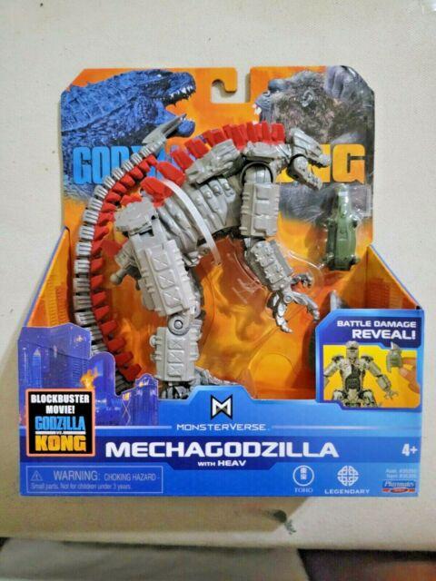 """Playmates MonsterVerse: Godzilla vs Kong - MechaGodzilla 6"""""""
