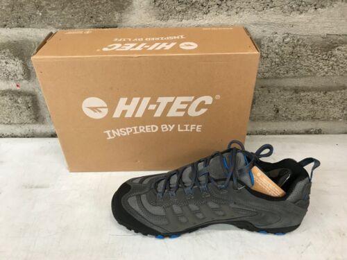 Hi Tec Penrith Low Waterproof Men/'s Hiking Trail Lace Up Bottines Boots Shoes
