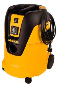 Mirka-DE1025-PC-aspiratore-classe-L-220-240-V-aspirapolvere-1000W-garanzia-3anni