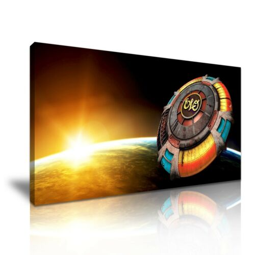 Electric Light Orchestra Rock Music Canvas Modern Pop Art 9 Sizes to Choose