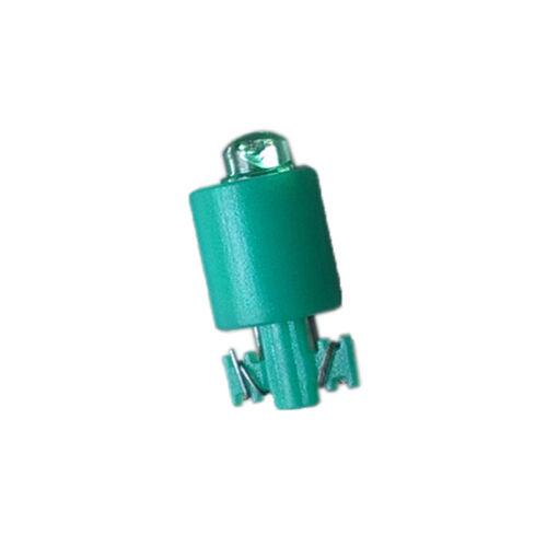 10PCS 12V LED Lamp led light for Illuminated Arcade LED Push buttons 5 Colors