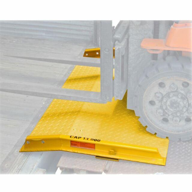"13 000 LB Load 60x48/"" Steel Dock Board Plate /& Forklift Truck Ramp Sdb-13-60-48 for sale online"