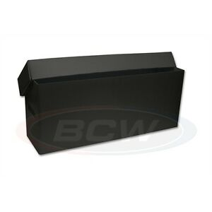 1-x-black-comic-storage-PLASTIC-BOX-s-FOR-silver-age-TO-PRESENT-MODERN