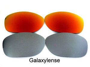 lunette oakley verre rouge