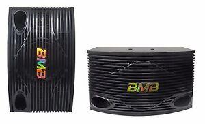 """Bmb Csn-500 450 W 10"""" 3-way Haut-parleurs (paire)-afficher Le Titre D'origine Saveur Aromatique"""