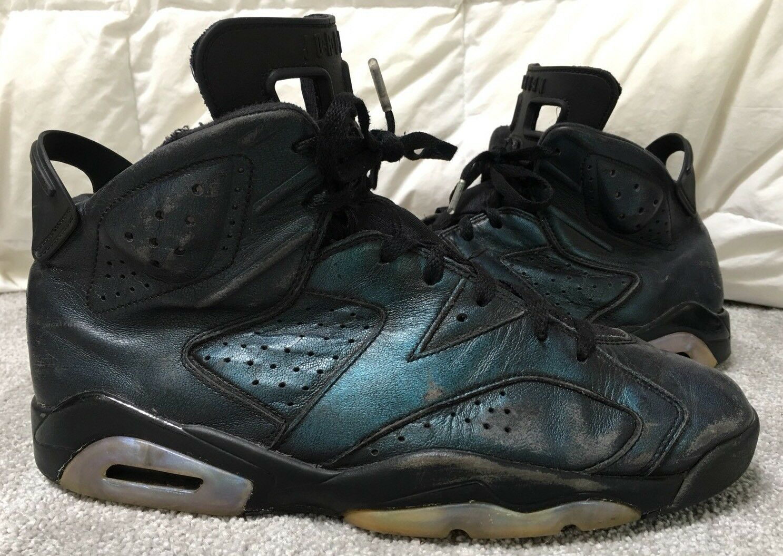 Nike Air Jordan Retro 6 vi camaleon negro marca 907961-015 All Star de descuento 907961-015 marca comodo cd4032