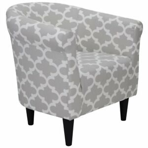 Mainstays Bucket Accent Chair W 783956453846 Ebay