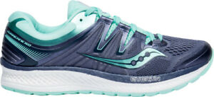 Details about Saucony Hurricane ISO 4 Womens Running Shoes Grey