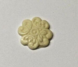 Décoratif Fleur Molding 10 Pack, Maison De Poupées Miniature, À Faire Soi-même, Luminaire, échelle 1,12-afficher Le Titre D'origine Marchandises De Proximité
