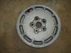 1988-88-1989-89-Mazda-626-MX-6-MX-6-Alloy-Wheel-Rim-14-034-OEM-64700-USED-SILVER