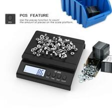 66 Lb X 01oz Digital Postal Shipping Scale Weight Postage Adapter 3x Battery
