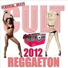 Reggaeton 2012 by Various Artists (CD, Mar-2012, CD Baby (distributor))