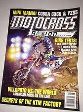 Motocross Action Magazine 250 West YZ250F & Cobra June 2015 040117NONRH