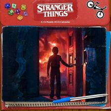 STRANGER THINGS - 2019 MINI WALL CALENDAR 7x7 - TV 891067