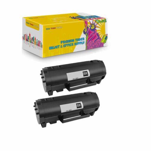 2360 ST Toner Cartridge 2Pcs Compatible for Dell 2360 B2360 B3460 B3465