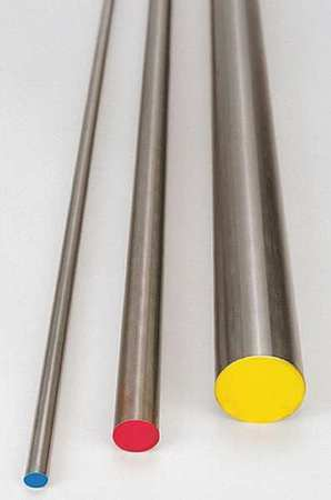 Oil Hard Drill Rod,O1,#17,0.172 In ZORO SELECT O1D#176