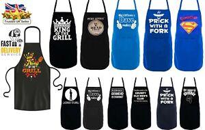 Professional Chef Kitchen Apron with Pockets, Apron for Men & Women Chefs Apron,