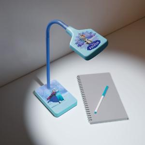 Sur Lumière Lampe 3Afficher Kids De Cadeau Chevet Light Le Philips Del Détails Étude D'origine Frozen Titre Table Writing Desk trCsdhQ