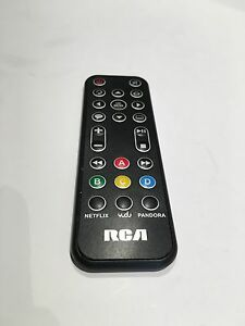 OEM-RCA-DSB772WE-Remote-Control-for-Streaming-Media-Player-Netflix-VUDU