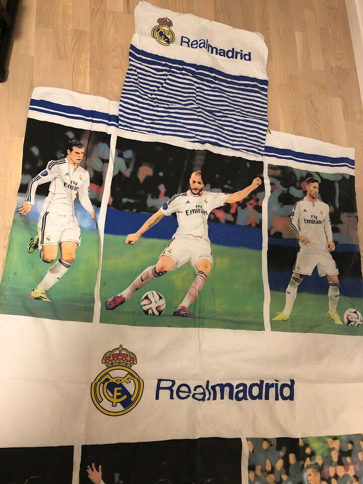 Sengetøj, Real Madrid