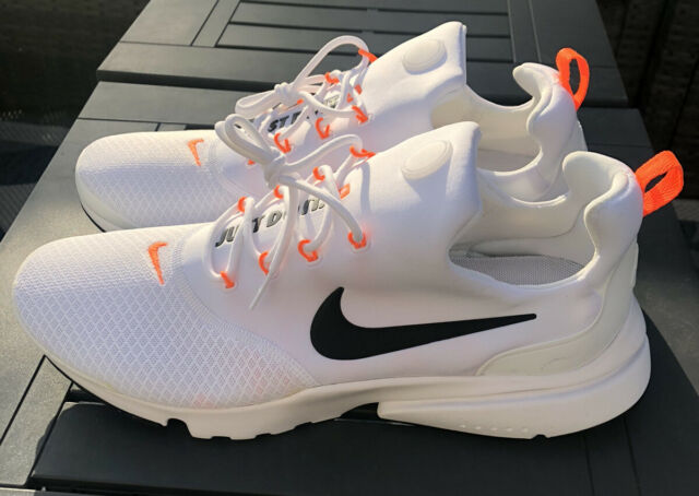 Alabama suizo Imperio Inca  Nike Air Presto Fly Just Do It Men's 11.5 Aq9688 100 JDI Collection Pack  White for sale online | eBay