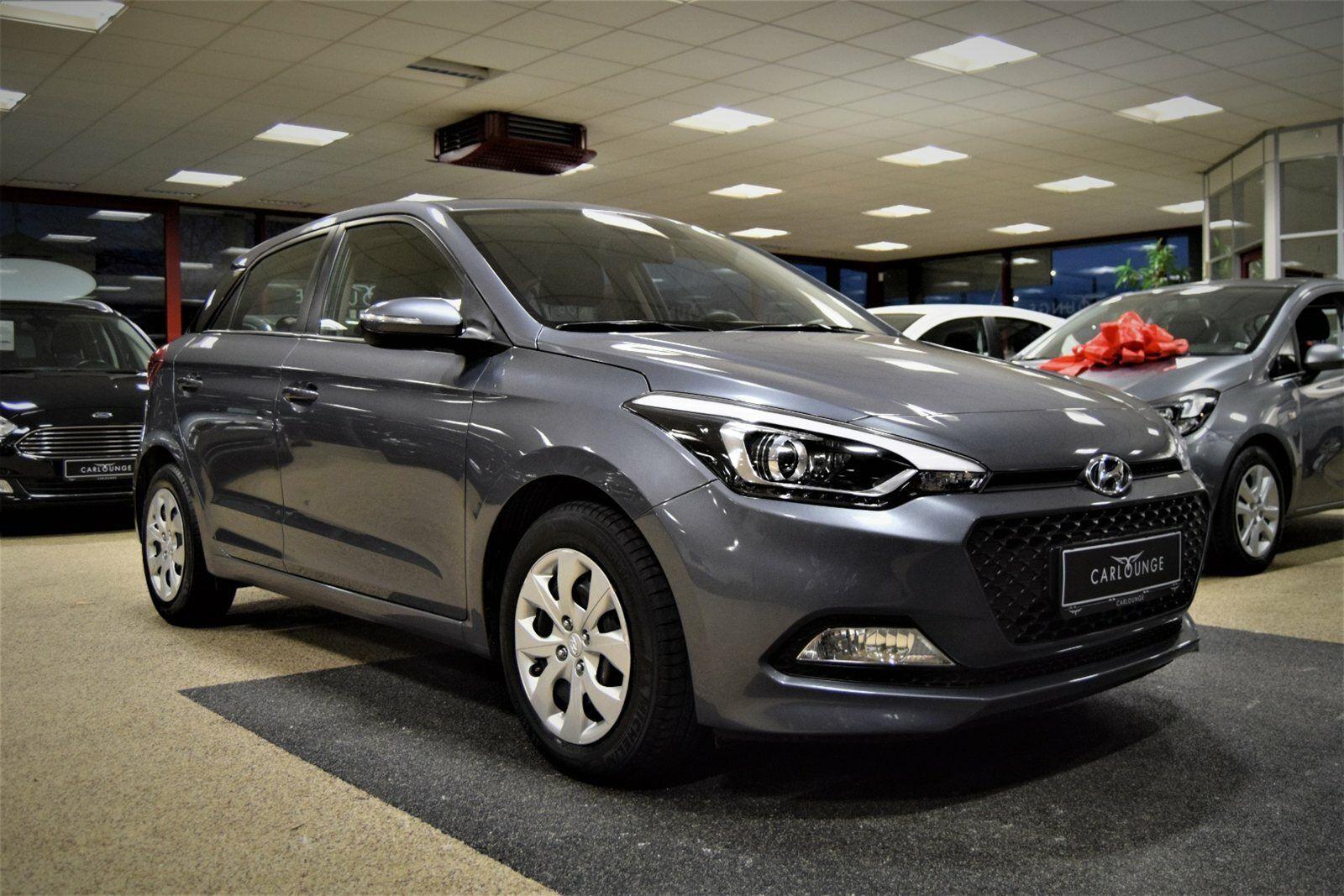 Hyundai i20 1,25 Vision 5d - 119.900 kr.