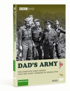 Dads-Army-The-Complete-First-Series-Plus-the-Lost-Episodes-of-Series-Two-DVD
