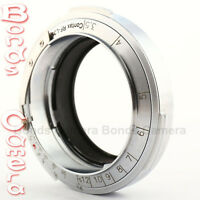 New Contax Rangefinder CRF RF Lens to Leica Mount SM M39 L39 Adapter for Kipon