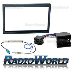 Fiat-Scudo-2007-gt-Stereo-Radio-Fitting-Kit-Fascia-Panel-Adapter-Double-Din
