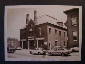 Glossy-Press-Photo-1981-Waltham-Civil-Defense-Building