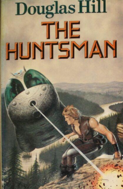 The Huntsman, Douglas Hill, Very Good Book