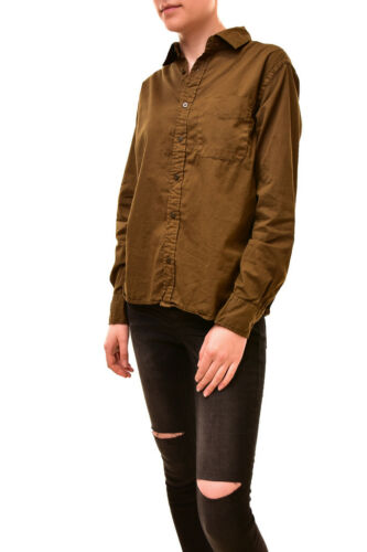 Classic 125 Rrp Style Green One Size Khaki Bcf85 Shirt Women's S Teaspoon qTxZBf