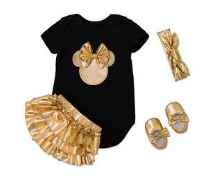 "20-22/"" Bebe Reborn Baby Girl Doll Clothes Clothing Newborn Dress Set Xmas Gift"